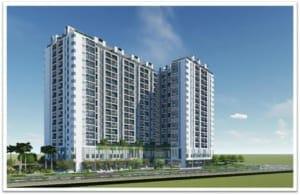 Căn hộ duplex Ricca, với cả hai tầng được thiết kế hiện đại, sang trọng.