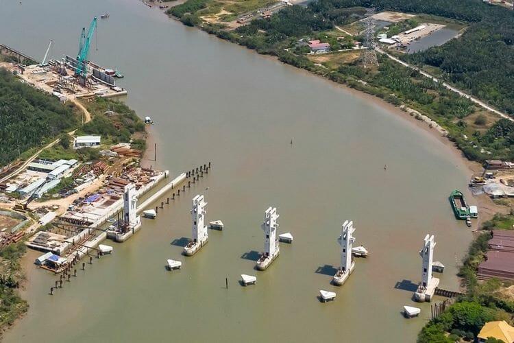 TP.HCM: Hàng loạt dự án hạ tầng giao thông sắp về đích