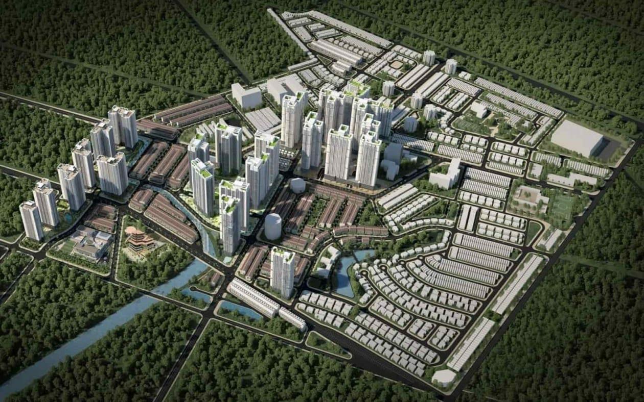 Có 3 tỷ đồng nên mua Dự án Laimian City
