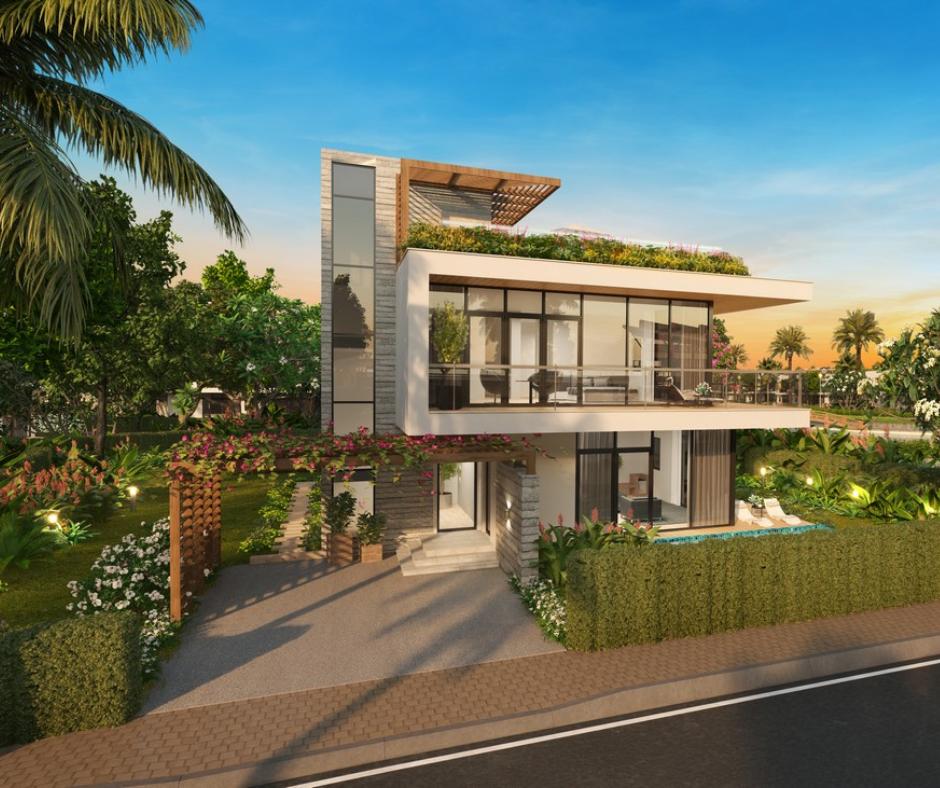 Villa Vũng Tàu - không gian nghỉ dưỡng lý tưởng