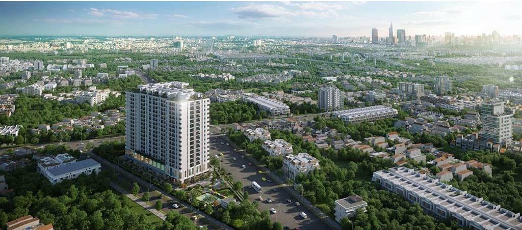 Ricca là dự án bán căn hộ quận 9 giá tầm trung thích hợp với những hộ gia đình trẻ đầu tư