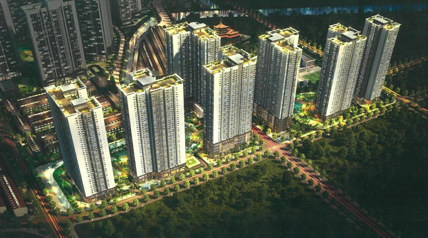 Những dự án bán căn hộ quận 2 luôn thu hút nhiều khách hàng về đầu tư