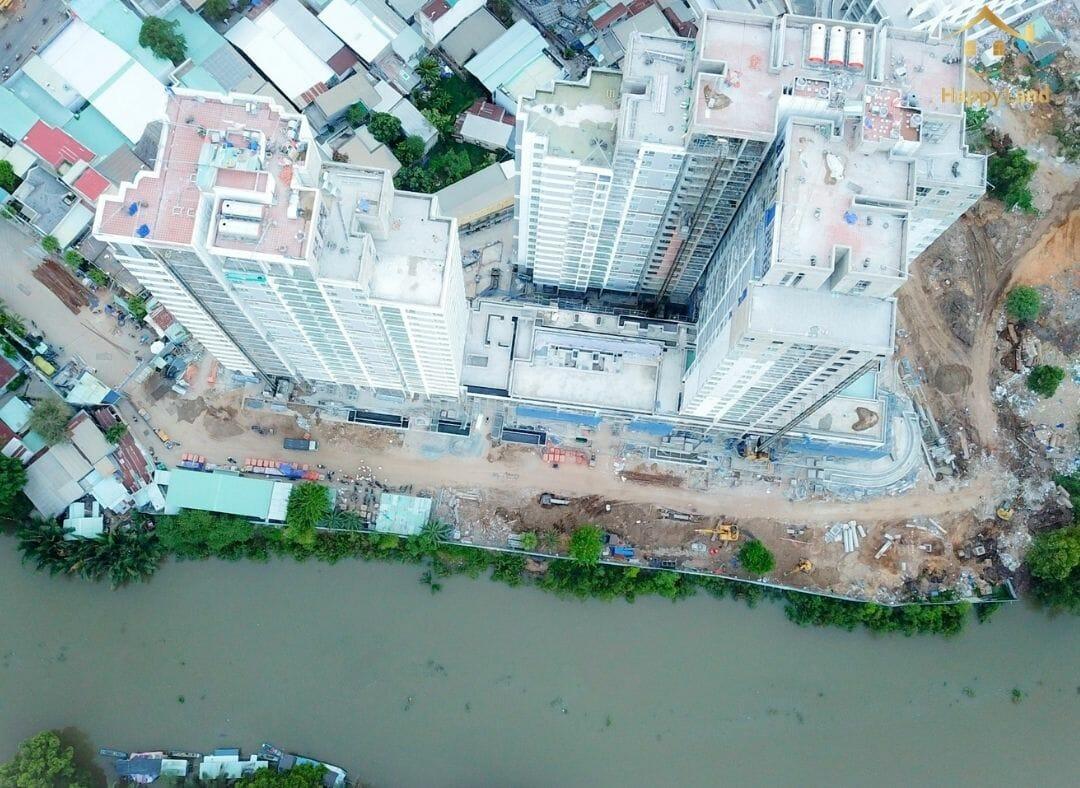 Đến thời điểm bàn giao nhà, dự án sẽ hoàn tất các công trình và đảm bảo đúng theo tiến độ dự án