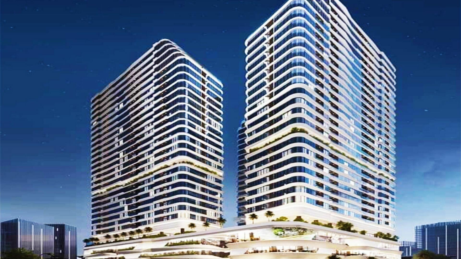 Dự án được mong đợi bởi vị trí trung tâm thành phố Thủ Đức và thiết kế đặc biệt