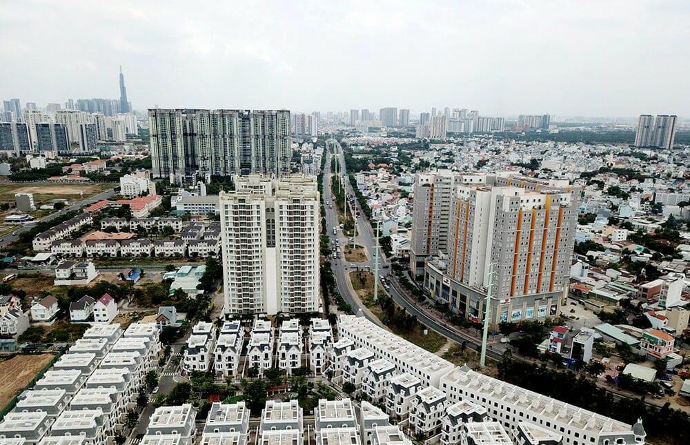 Giá những dự án bán căn hộ TP Thủ Đức ngày càng tăng cao theo nhu cầu của khách hàng