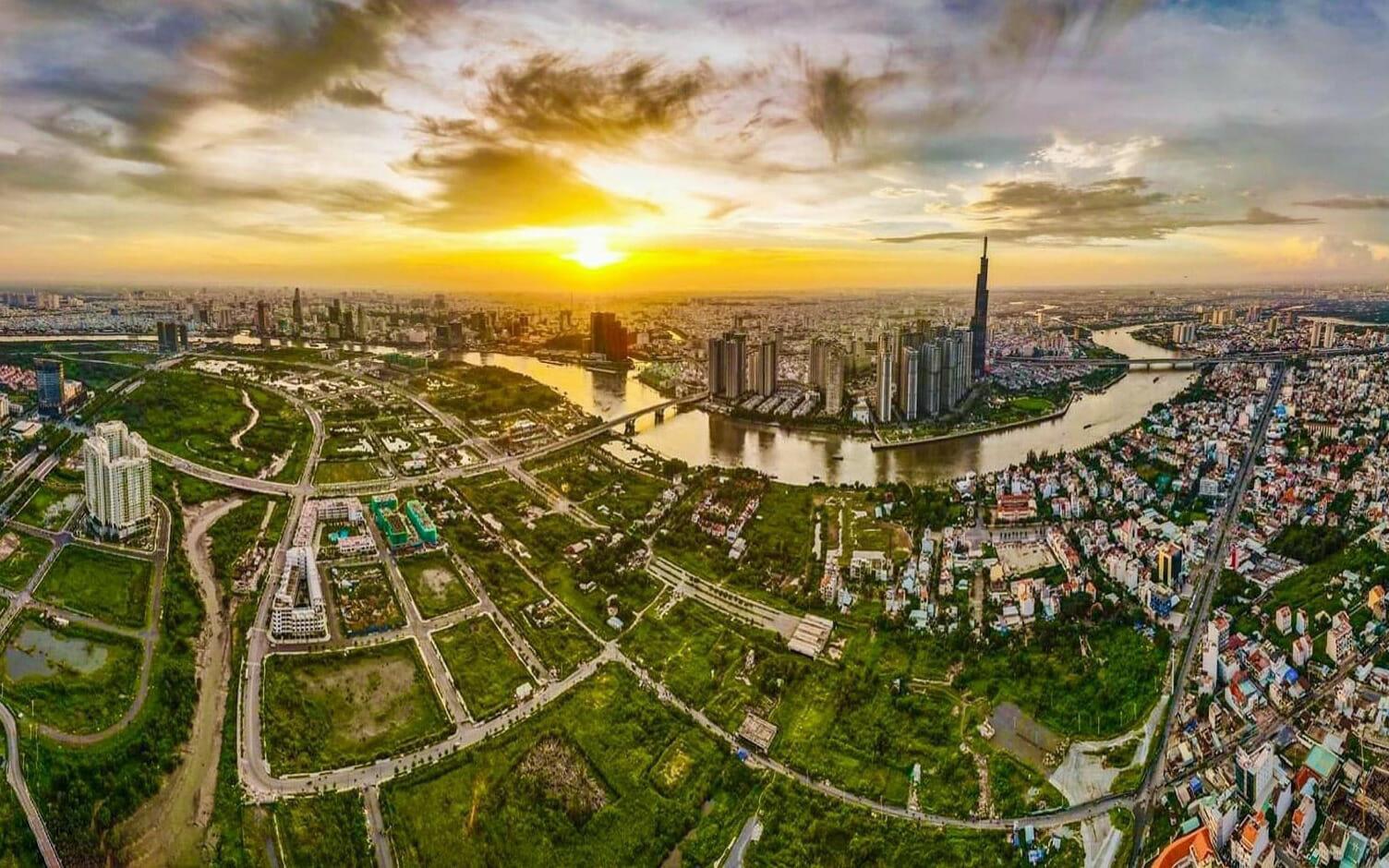 Thành phố mới Thủ Đức được xây dựng để thúc đẩy nền kinh tế của khu vực phía Đông nước ta