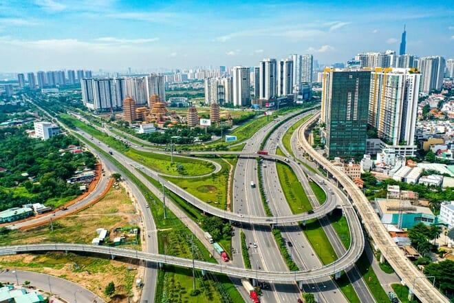 Các giai đoạn phát triển của thành phố Thủ Đức