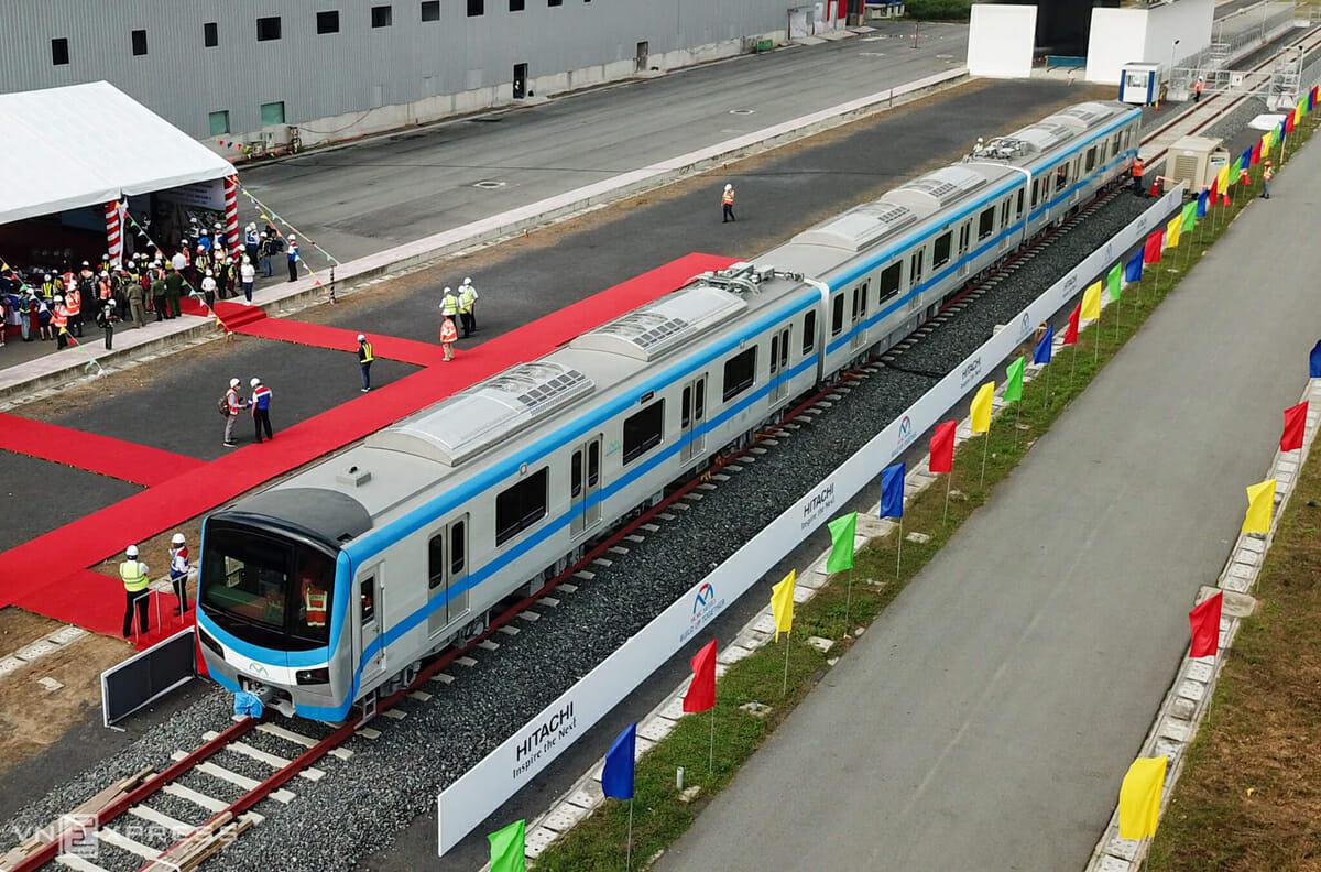 Tuyến Metro số 1 đưa vào hoạt động sẽ tạo đà phát triển BĐS khu Đông