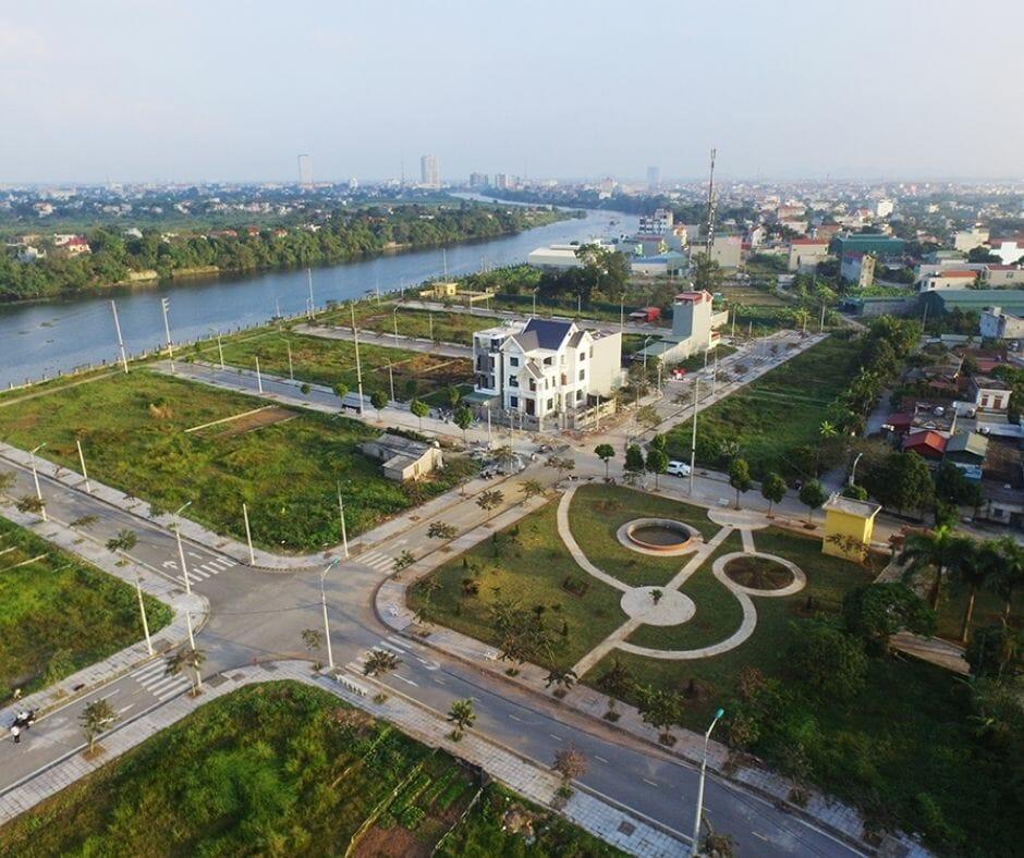 Quy hoạch đất nhằm đáp ứng nhu cầu của địa phương về phát triển kinh tế - xã hội và các mục đính khác