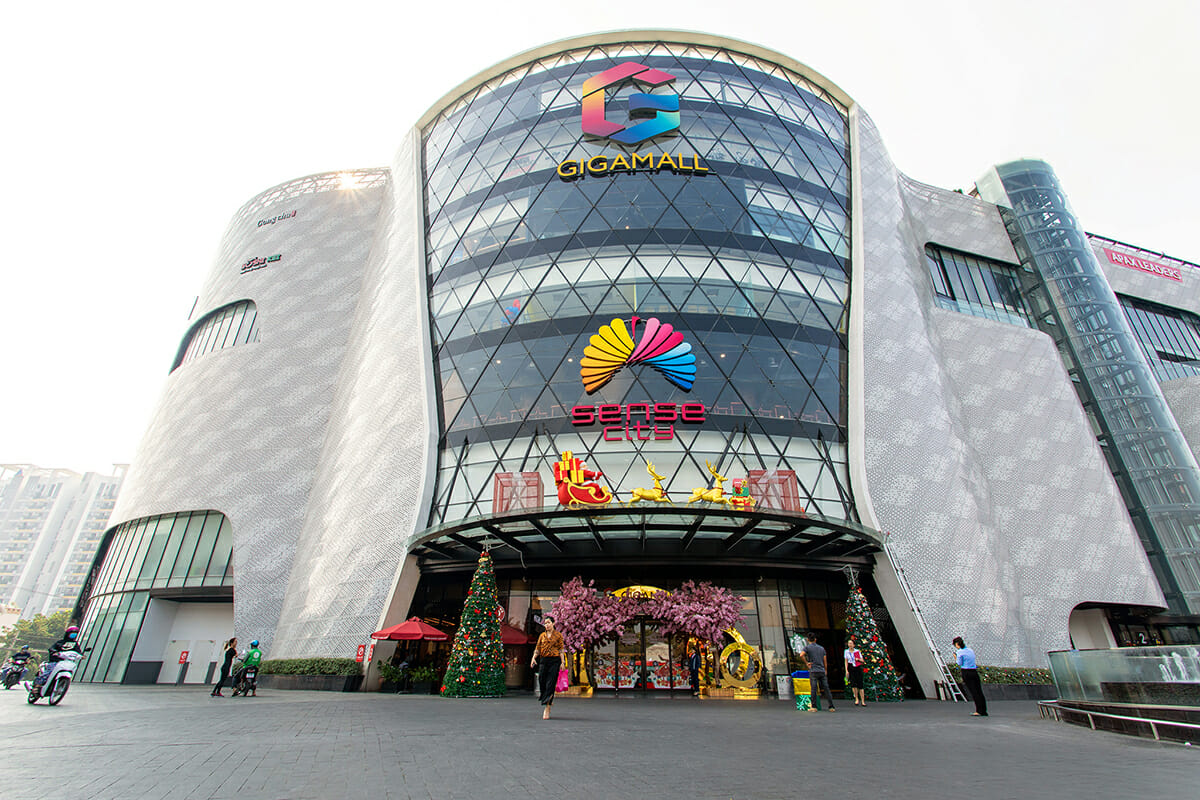Trung tâm Thương mại Gigamall - nơi mua sắm lý tưởng tại Thành phố Thủ Đức