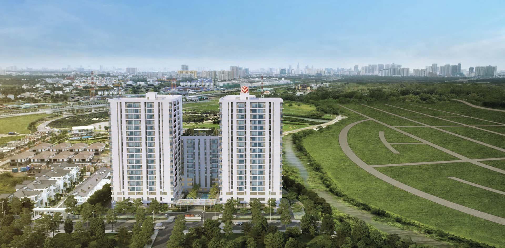 Sài Gòn Gateway - căn hộ giá tốt nhất hiện nay