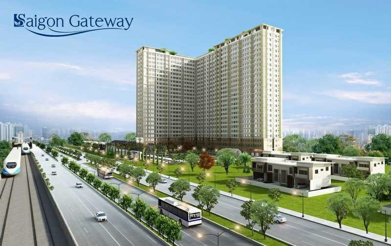 Sài Gòn Gateway - tâm điểm an cư tại thành phố Thủ Đức