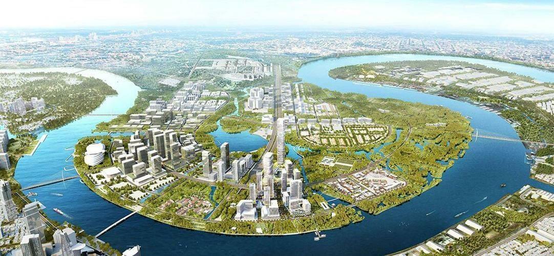 Thành phố Thủ Đức- đô thị kiểu mẫu về đổi mới sáng tạo