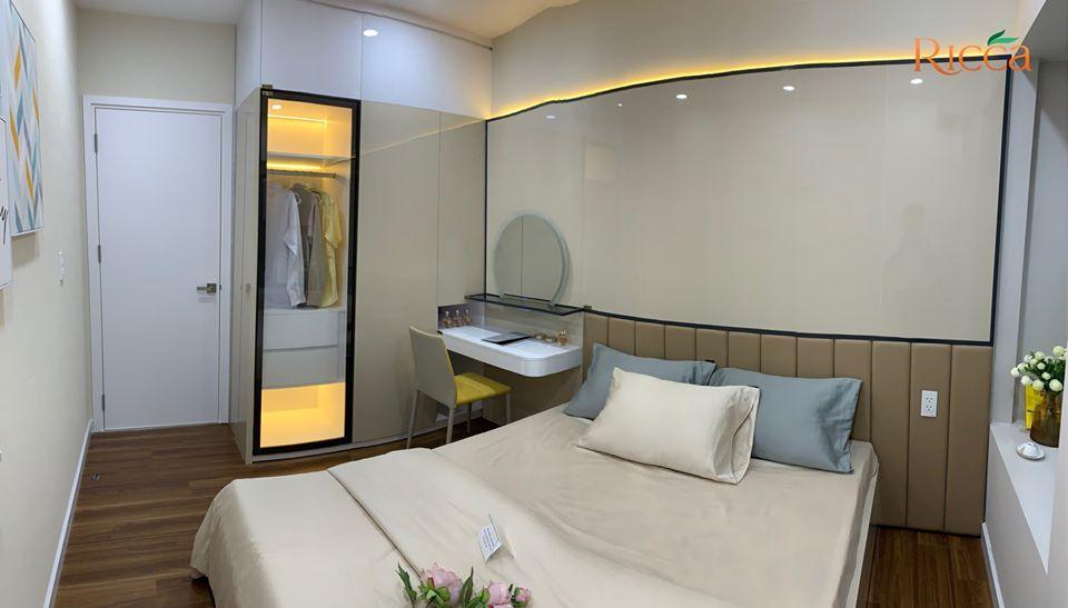 Phòng ngủ căn hộ Ricca quận 9
