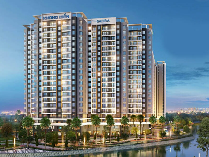 Dự án căn hộ TP Thủ Đức này sở hữu 1.570 căn hộ và 6.500 m2 diện tích mảng xanh