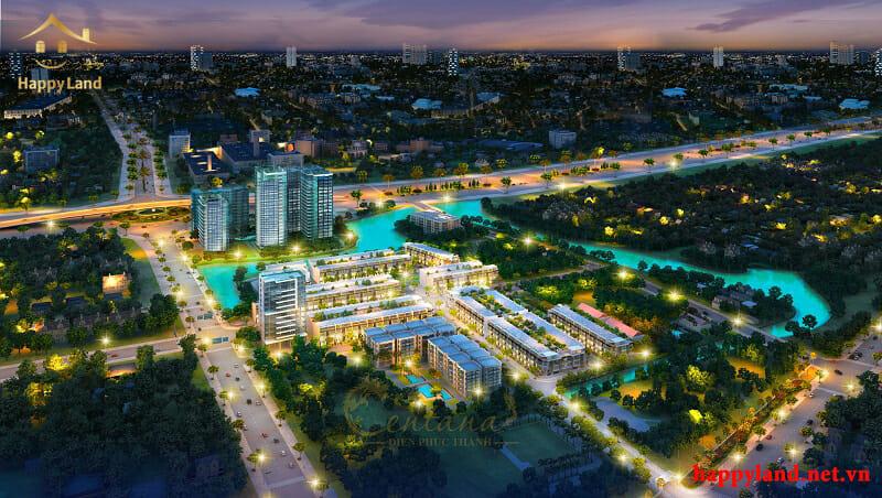 Tổng quan dự án MT EASTMARK CITY