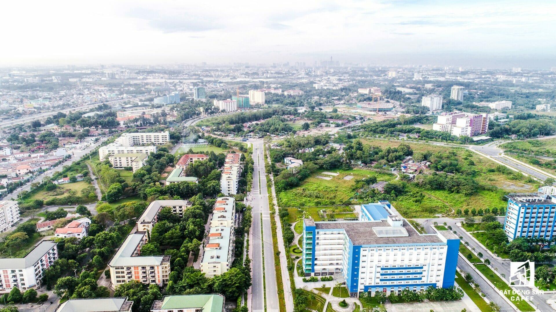 TP Thủ Đức - cái nôi của tinh hoa giáo dục Việt Nam