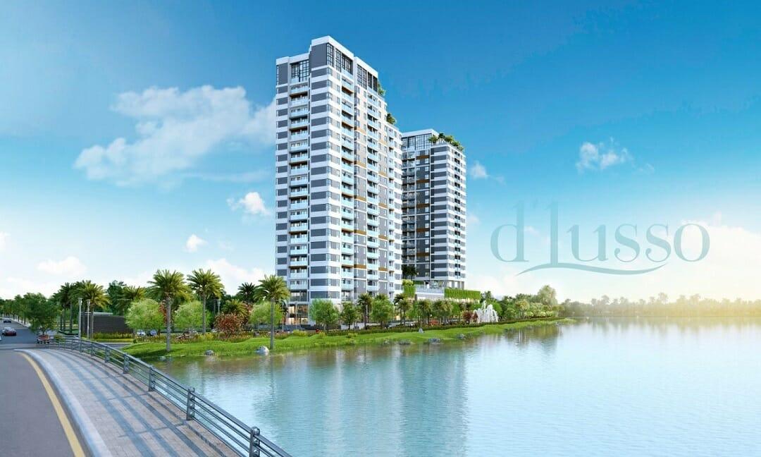 Dự án căn hộ D'lusso là một trong những dự án làm dậy sóng thị trường bất động sản phía Đông Sài Gòn