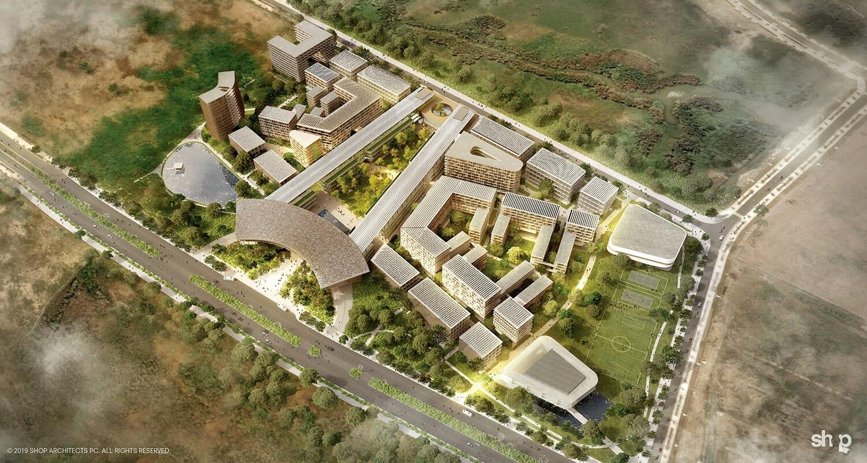 Đại học Fulbright Việt Nam đẳng cấp trong lòng Thành phố Thủ Đức
