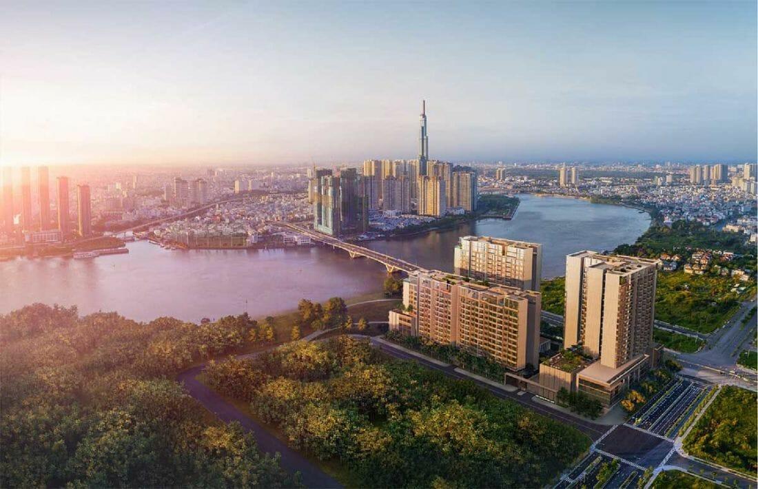 Đầu tư căn hộ TP Thủ Đức chỉ từ 1 tỷ đồng