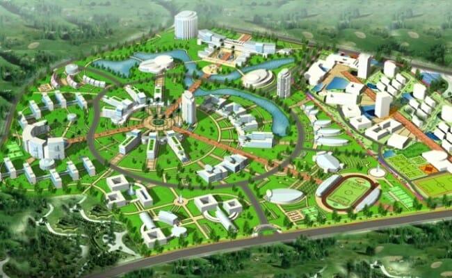 Làng đại học mới Long Phước
