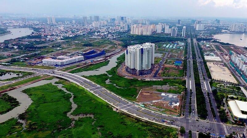 Định hướng xây dựng thành phố thủ đức xanh sạch đẹp