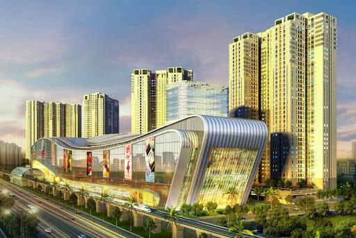 Vincom Mega Mall Thảo Điền nơi mua sắm lý tưởng
