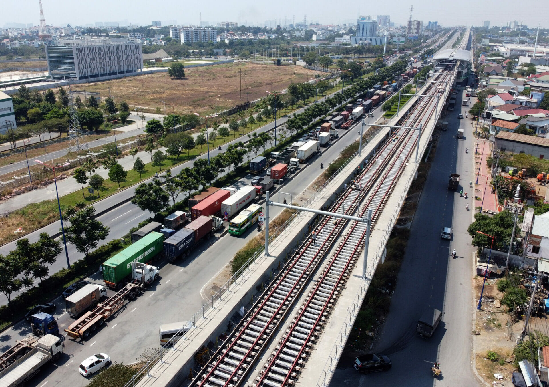 Mua BĐS dọc tuyến Metro - xu hướng đầu tư tương lai