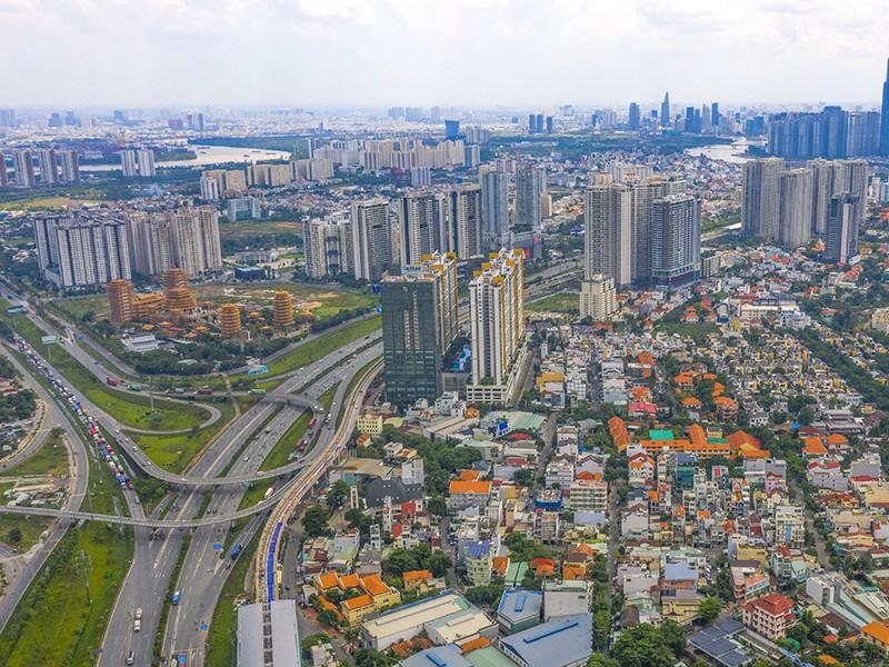 TP Thủ Đức hút đầu tư nhờ hạ tầng giao thông hoàn thiện