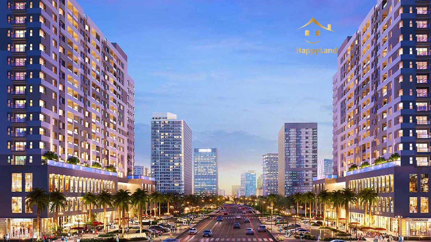 Căn hộ TP Thủ Đức đang là tâm điểm đầu tư trong thị trường bất động sản hiện nay