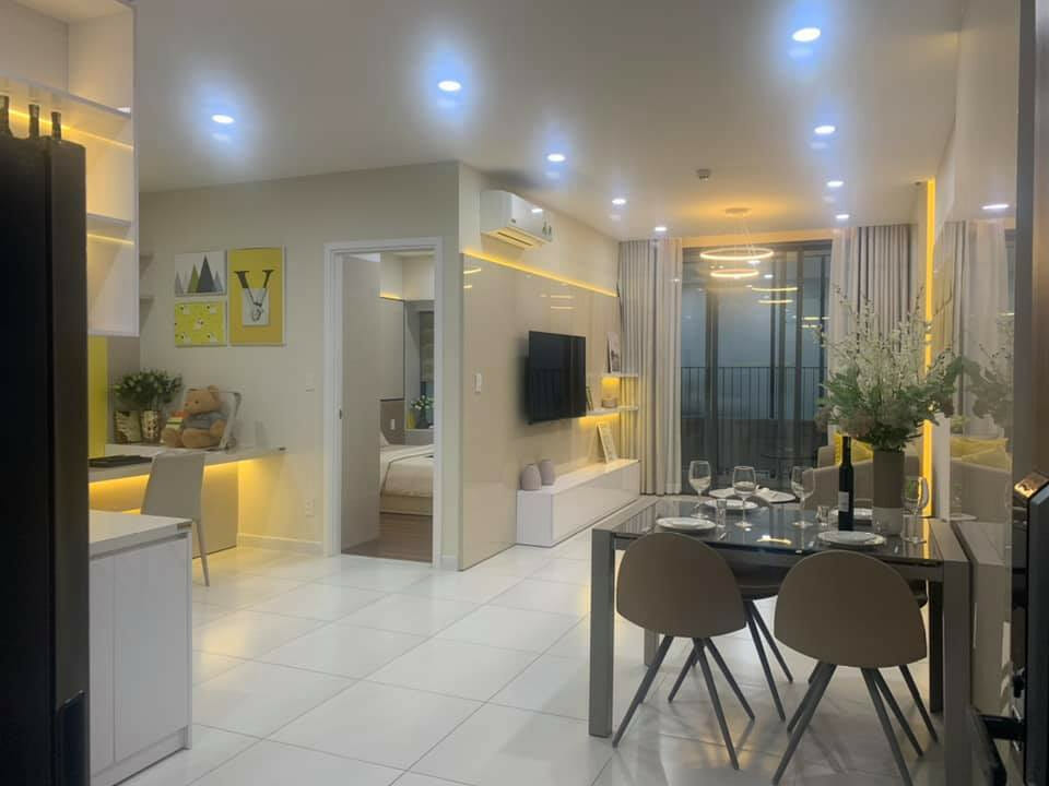 Thiết kế căn hộ MT EAST MARK CITY