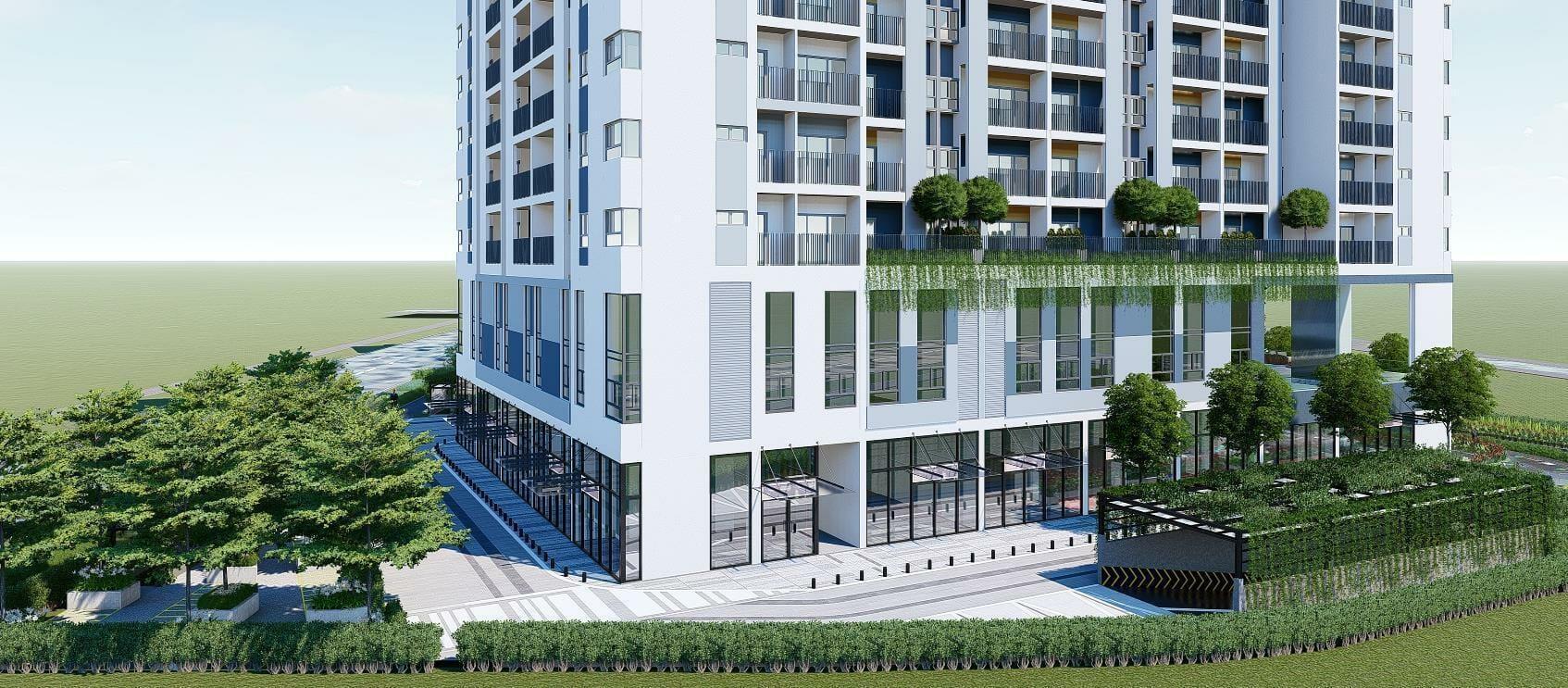 Cơ hội đầu tư Shophouse Ricca TP Thủ Đức chỉ với 37 triệu/m2