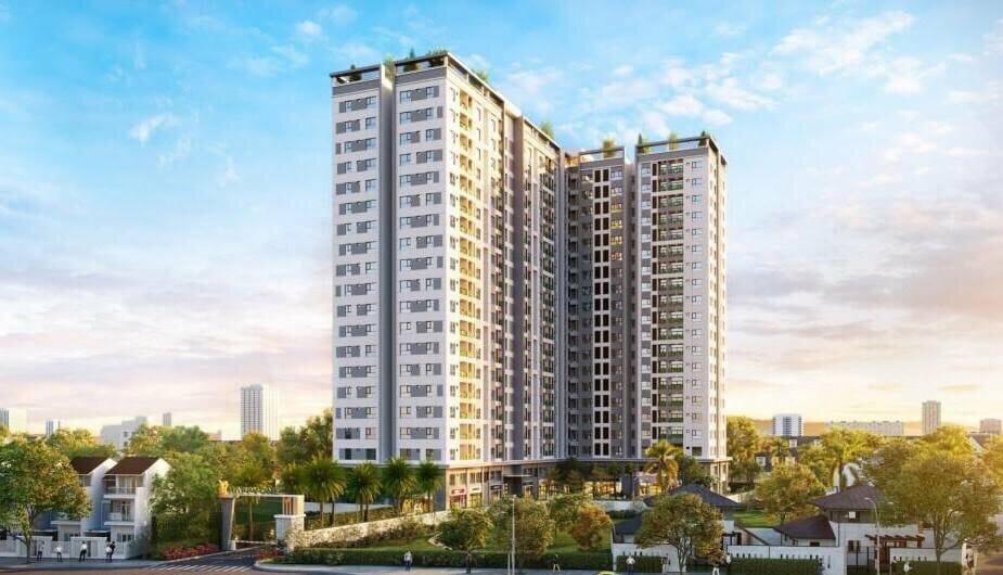 Dự án căn hộ TP Thủ Đức - Ricca cung cấp các mẫu căn hộ giá tốt diện tích nhỏ nhưng thiết kế hiện đại